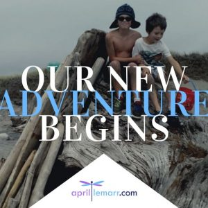 Our New Adventure Begins