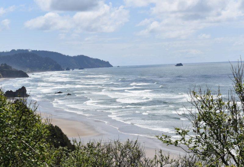 Oregon Coast – Day 1 Long Beach WA To Newport OR