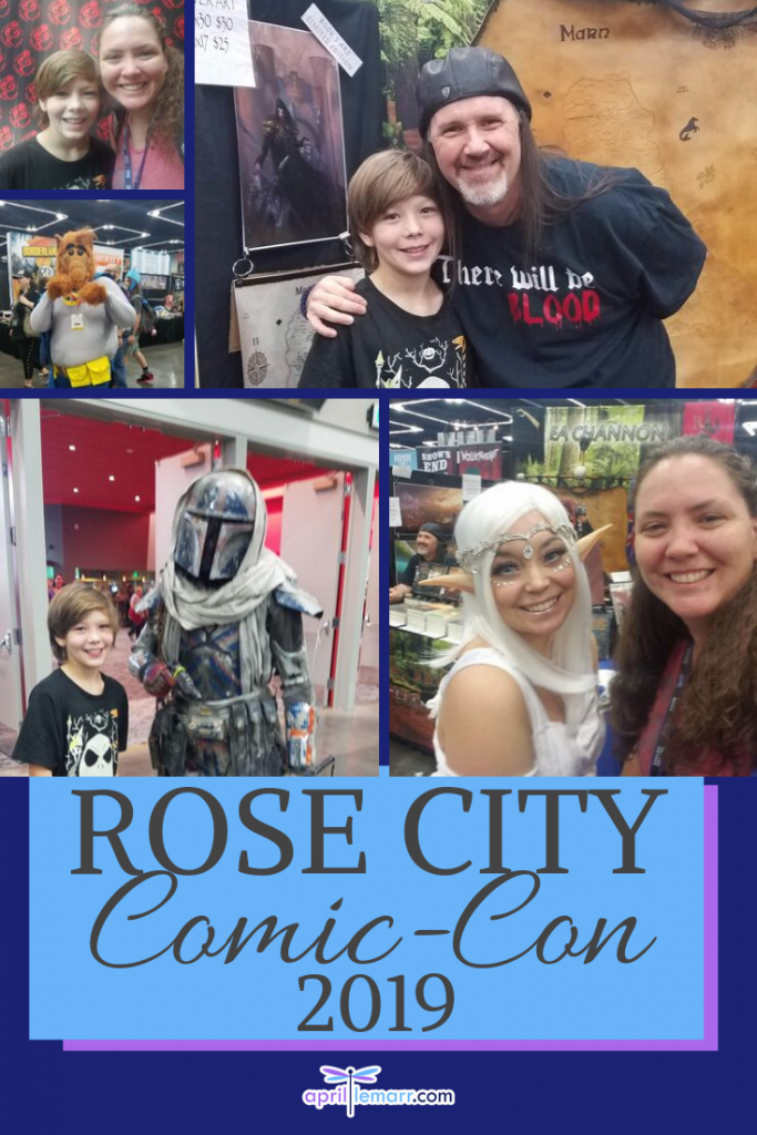 Rose City Comic-Con 2019 Portland