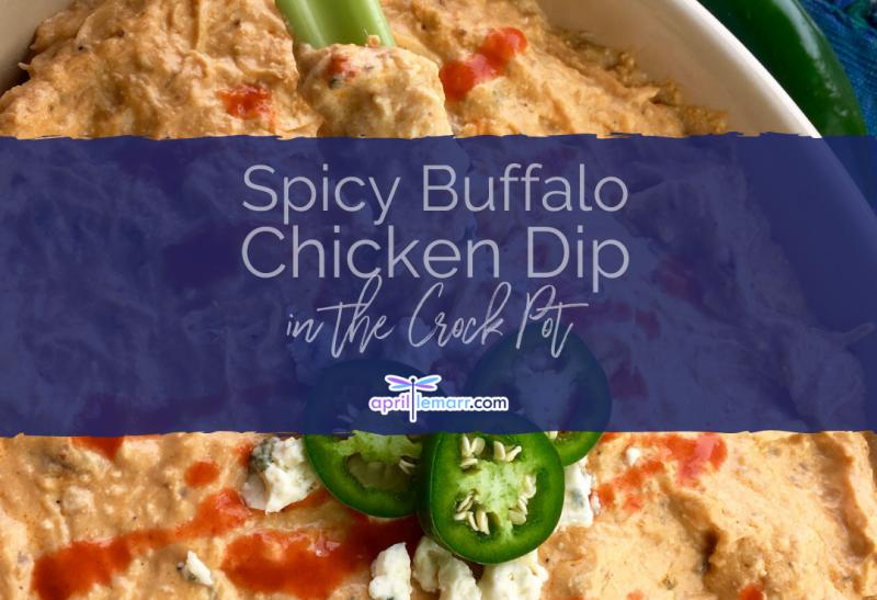 Buffalo Chicken Dip Crock Pot – An Easy & Spicy Recipe