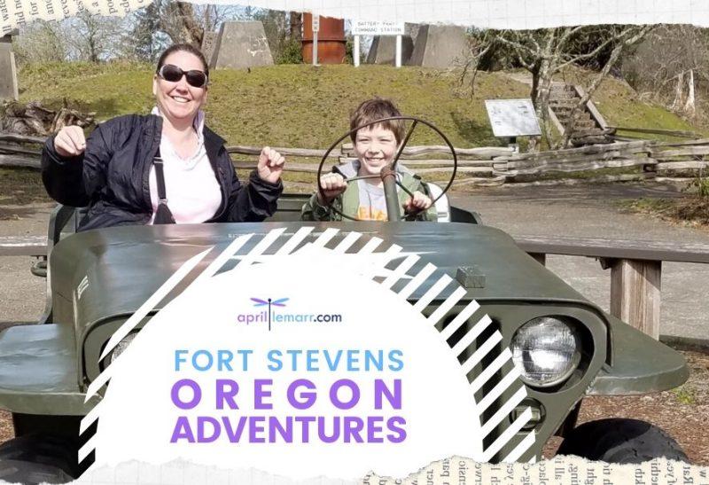 Fort Stevens Oregon Adventures