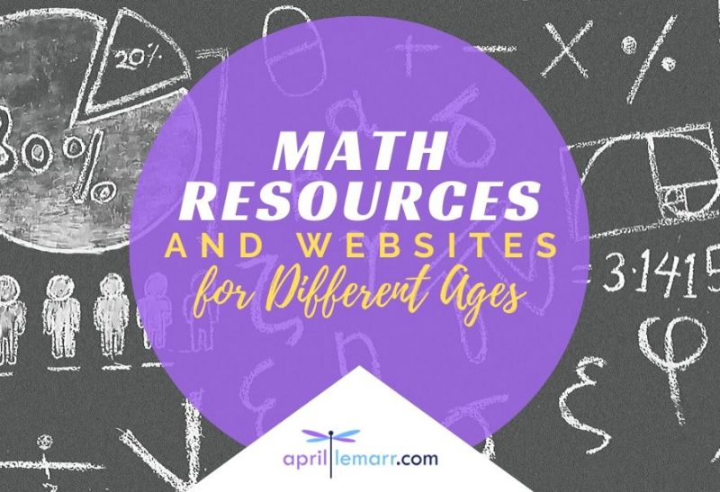 Math Resources and Websites for Different Ages