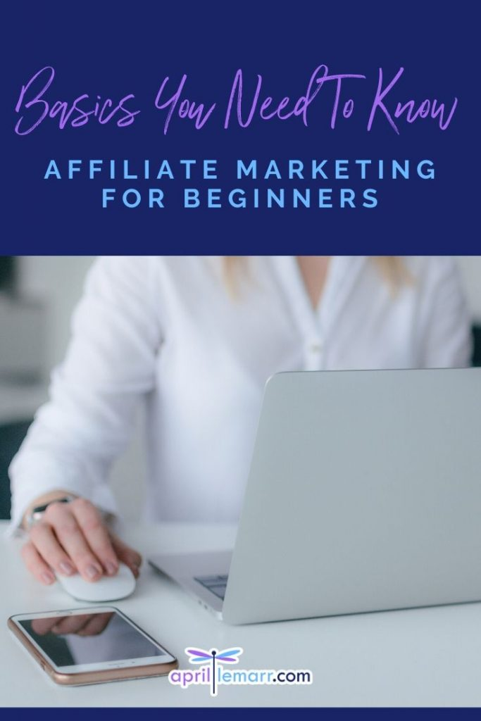 Affiliate Marketing For Beginners - PIN