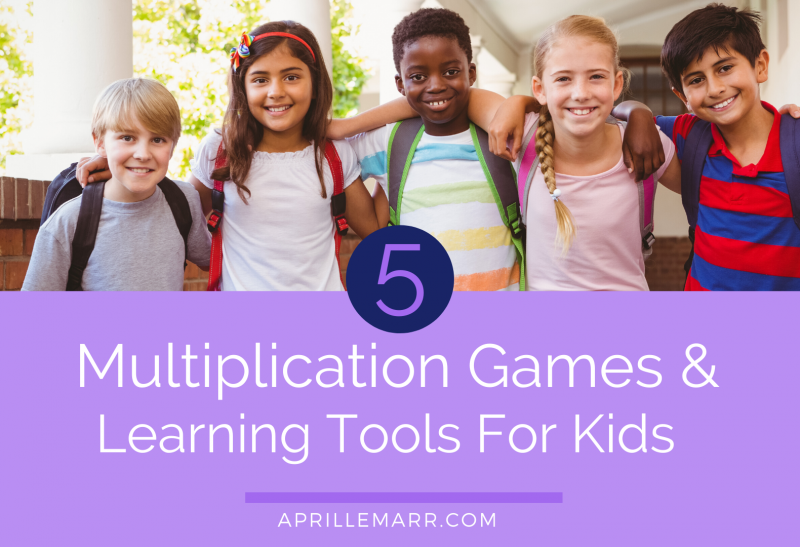 5 Multiplication Games & Learning Tools For Kids